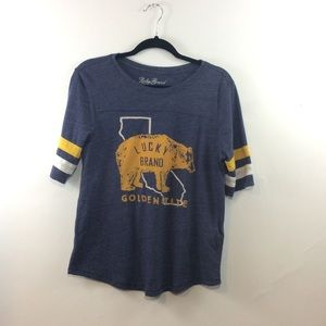 Lucky Brand | golden state | bear